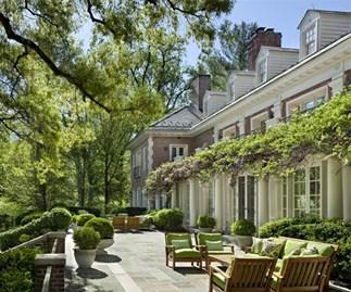 Jackie Kennedy Onassis childhood home Virginia