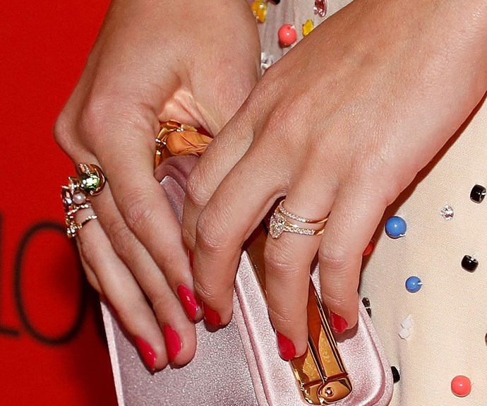 Celebrity Wedding and Engagement Rings