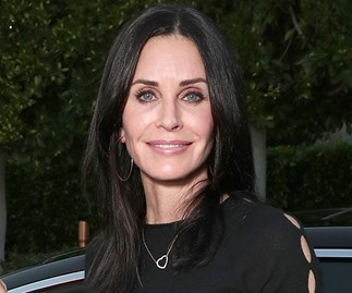 Courteney Cox Is Done With Fillers