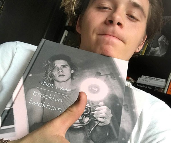 Brooklyn Beckham Photography Book Critics
