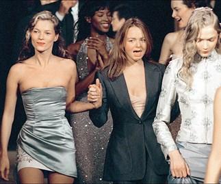 Stella McCartney Regrets Using Kate Moss and Naomi Campbell