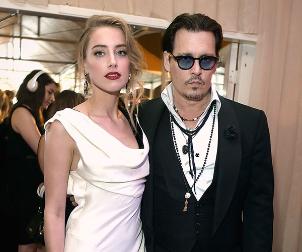 Amber Heard Johnny Depp Relationship