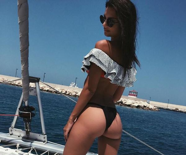 Emily Ratajkowski's Best Bikini Instagrams Of 2017