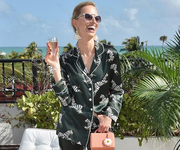15 Times Celebrities Made Pyjamas Look Stylish On The Street