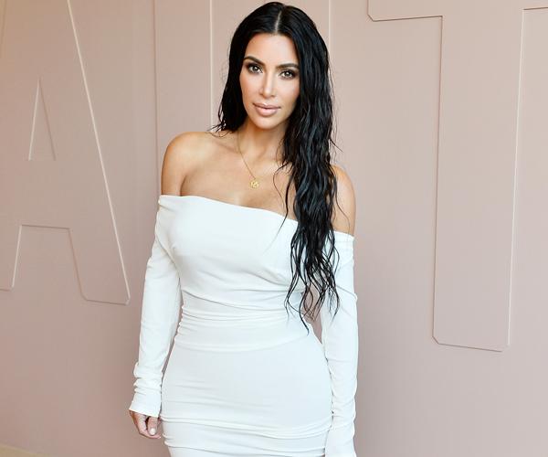 Kim Kardashian West Criticized for Saint's Forward-Facing Car Seat