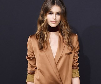 How To Recreate Kaia Gerber's Barely-There Makeup Look