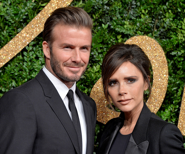 David Beckham Responds To Criticism For Kissing His Daughter On The Lips