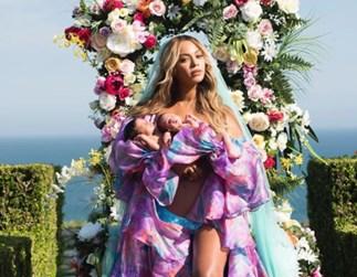 Beyonce twins dress