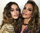 Cindy and Kaia's Twinning Beauty Moments