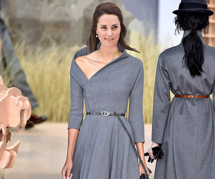 Five Couture Outfits We'd Kill To See Kate Middleton Wear