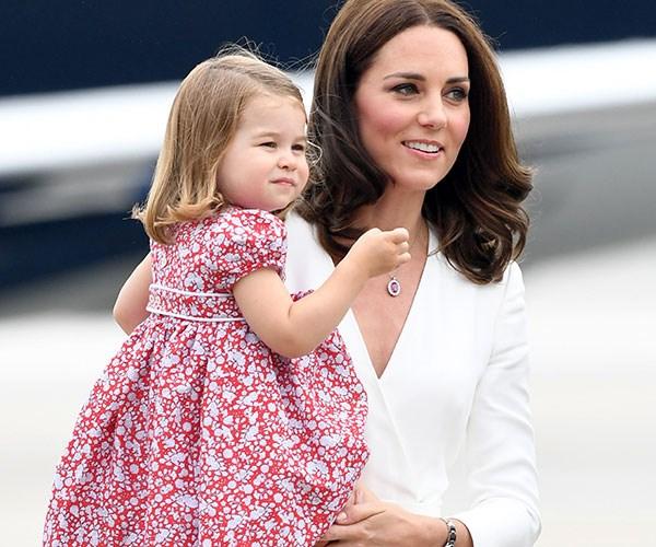 Princess Charlotte Prince Harry Shoes