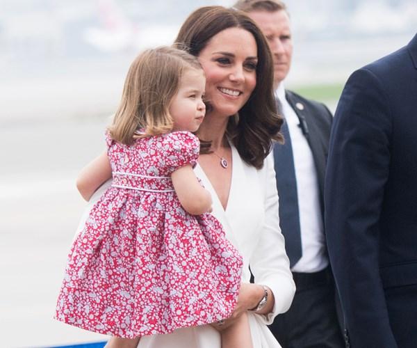 Kate Middleton Royal Tour Of Poland