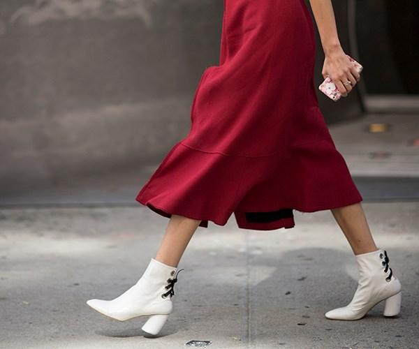 alexa chung white boots
