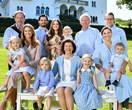 Let The Swedish Royal Family School You On How To Take An Insta-Perfect Family Portrait