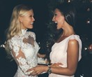 Victoria's Secret Model Vita Sidorkina Wore A 2-In-1 Dress For Her Wedding