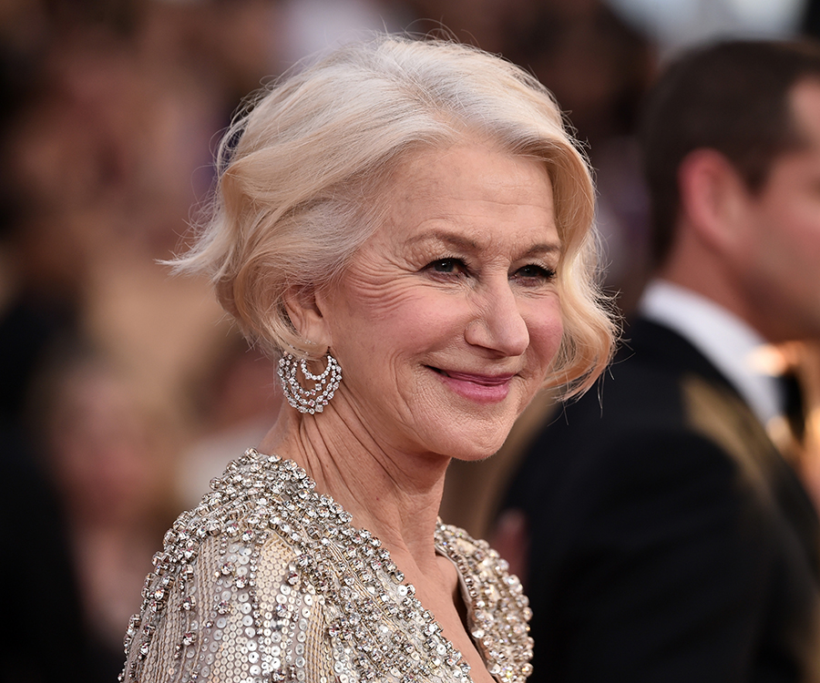Find out why Helen Mirren used to be self-conscious of her appearance