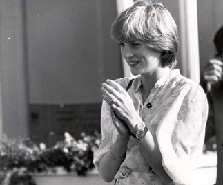 The Adorable Reason Why Princess Diana Wore Two Watches