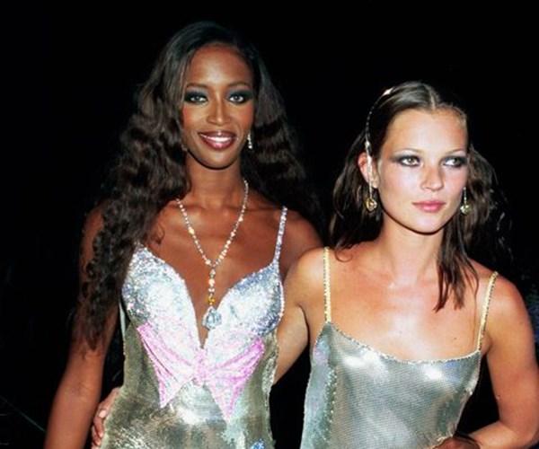 Kate Moss Slip Dress