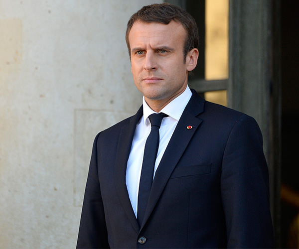 France's Macron slammed for spending $31000 on makeup