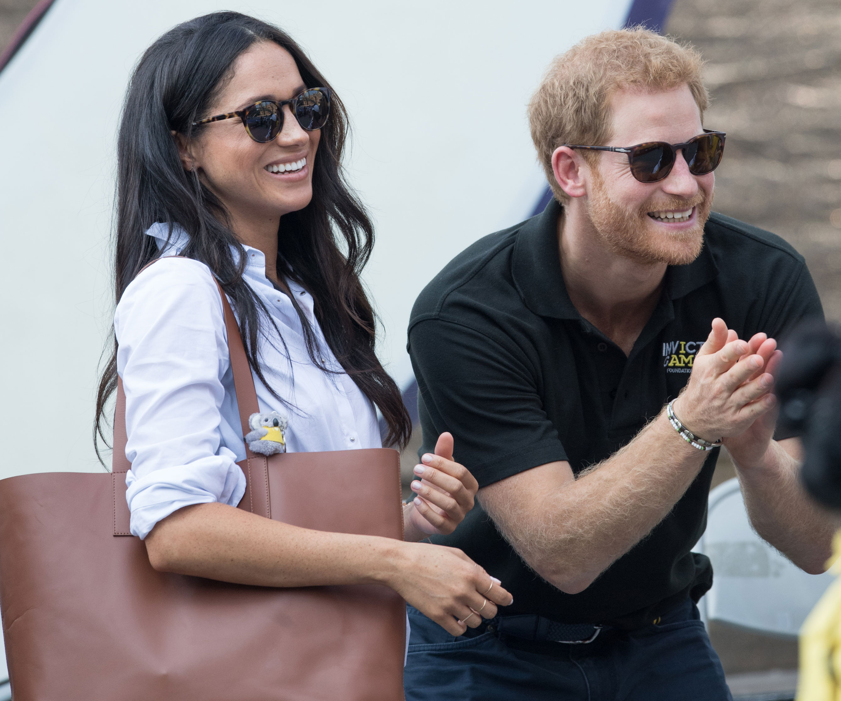 Prince Harry & Meghan Markle Make First Public Appearance Together