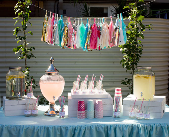 How to host a girl's birthday party