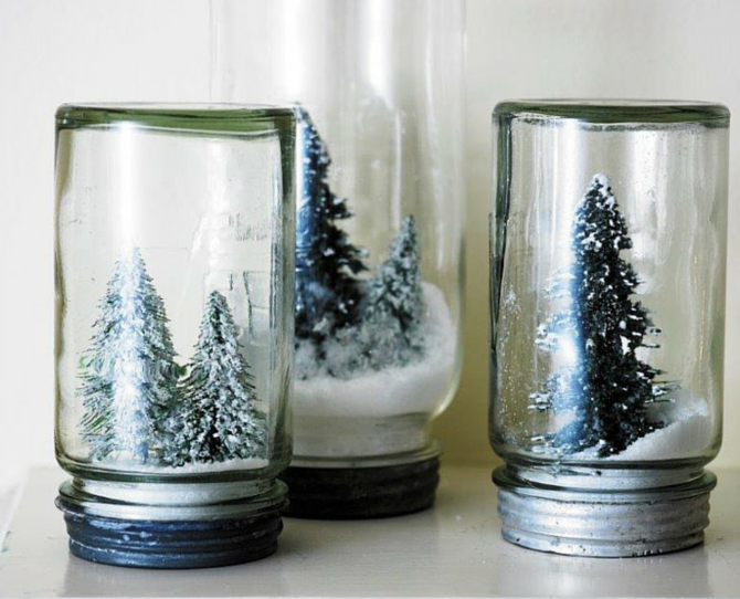 Christmas DIY decorations