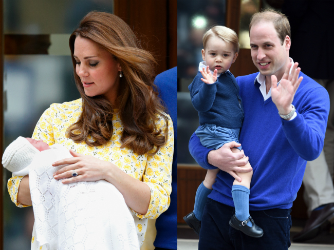 Dear Kate: You'll Care Less With Your Princess (In A Good Way!)