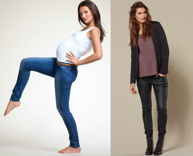 Where to shop the perfect women's maternity jeans