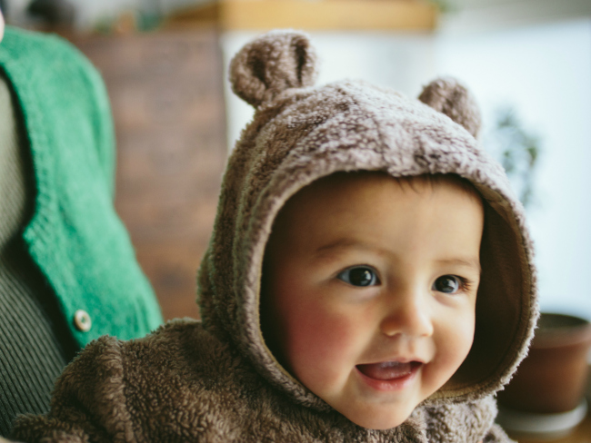 Most popular baby names of 2014