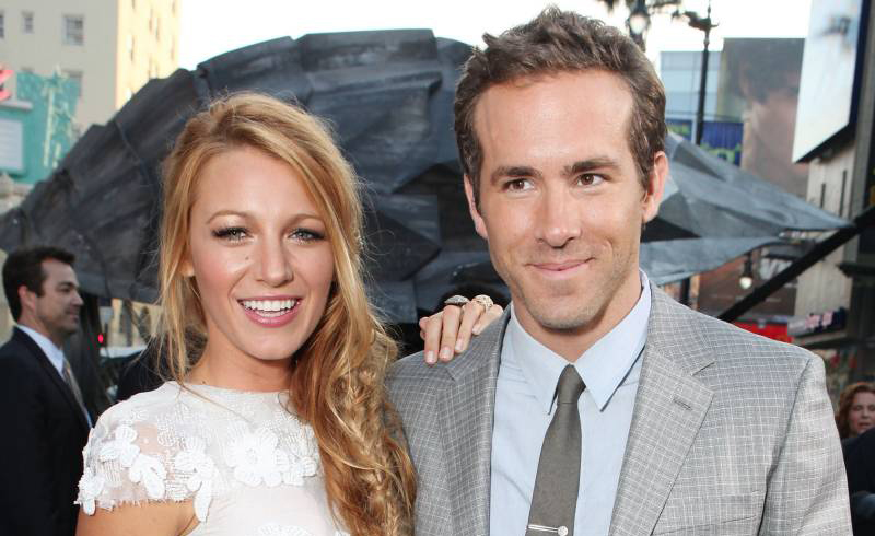 Blake Lively and Ryan Reynolds Share First Baby Photo