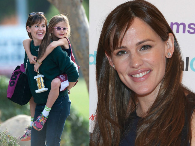 Jennifer Garner says no means no with her kids