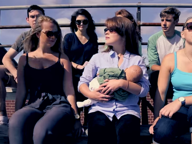 Call Me Maybe Breastfeeding Parody Goes Viral