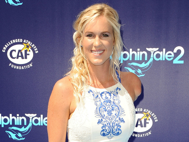 Bethany Hamilton Shows Off Beautiful Baby Bump