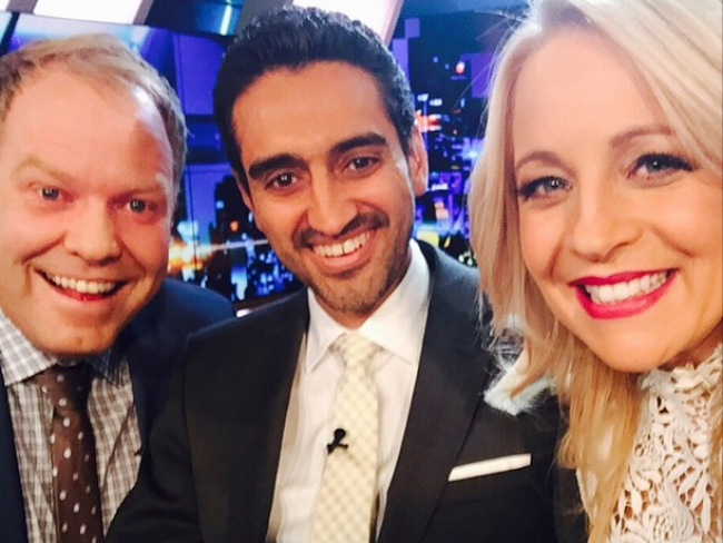Carrie Bickmore Returns to The Project After Maternity Leave