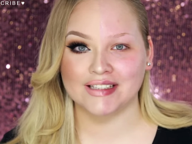 Beauty Blogger Demonstrates The Power Of Make Up