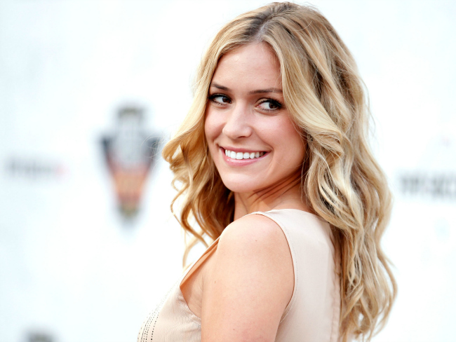 Kristin Cavallari Shares Fabulous Baby Belly In Bikini Photos