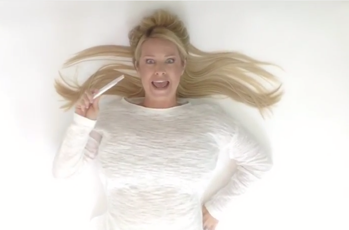 Parents Create Britney Spears Parody Video To Announce Their Second Pregnancy