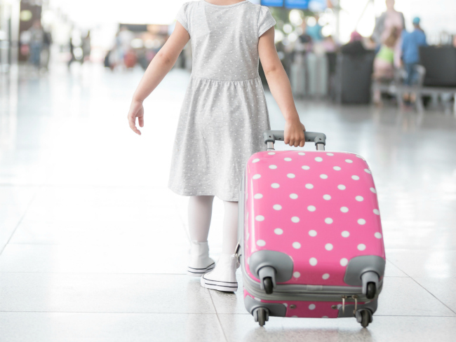 What to pack for a stress-free plane flight with the kids