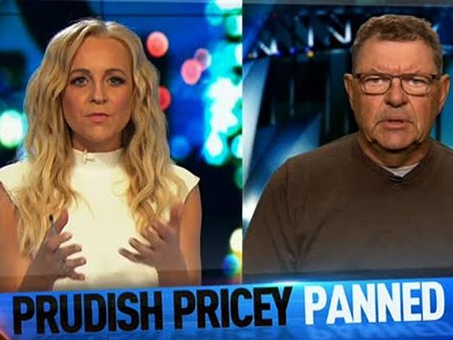 Carrie Bickmore and Steve Price Clash on The Project Over Public Breastfeeding