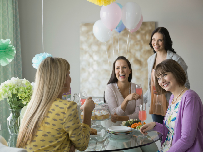 10 Ways To Plan The Perfect Baby Shower