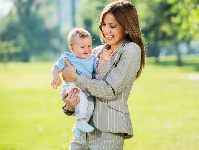 Working Mother: How to survive your first day back at work