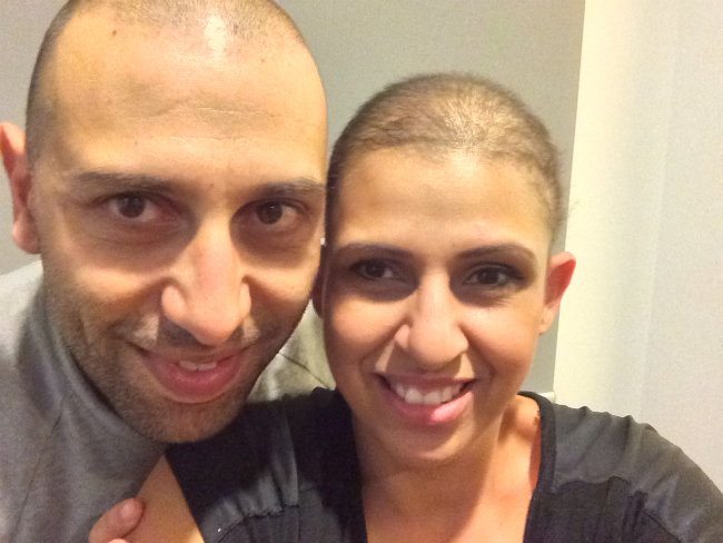 Mother shares cancer journey choosing to conceal her diagnosis from her sons