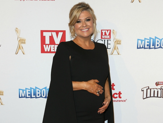 Emily Symons Home and Away Actress Gives Birth To Baby Boy
