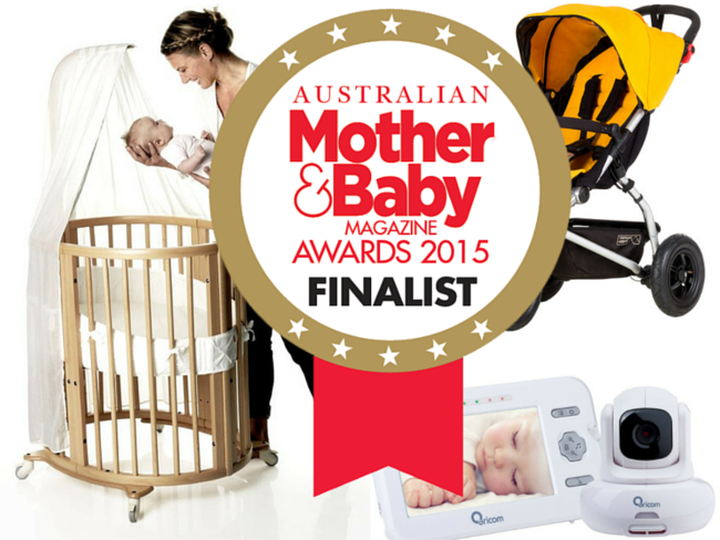 Best Baby Products: 2015 Mother and Baby Award Finalists