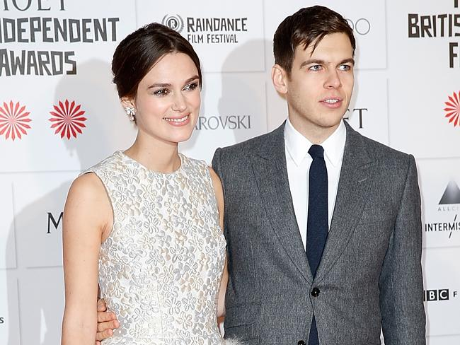 Keira Knightly Reveals Baby Daughter's Name Is Edie Says Love Is Astonishing