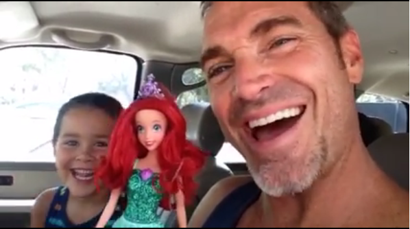 VIDEO: Dad reacts to son buying Little Mermaid Ariel Doll