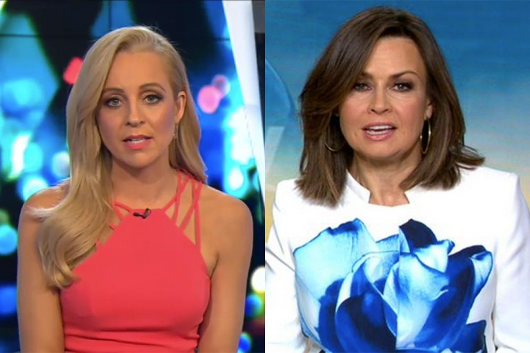Domestic Violence: Lisa Wilkinson and Carrie Bickmore Call For Change