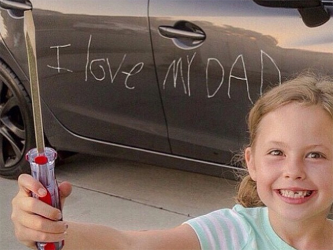 14 Photos That Prove #KidsAreTheWorst