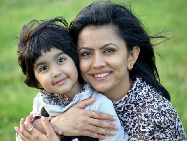 Mum of the Year Sweety Makwana: Mother and Baby Awards 2015