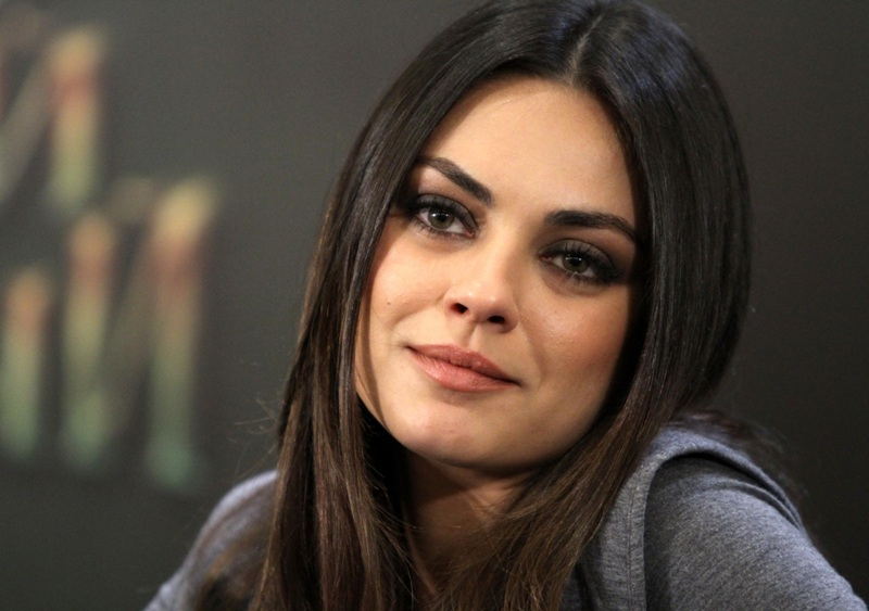 Mila Kunis On Being A Stay At Home Mum